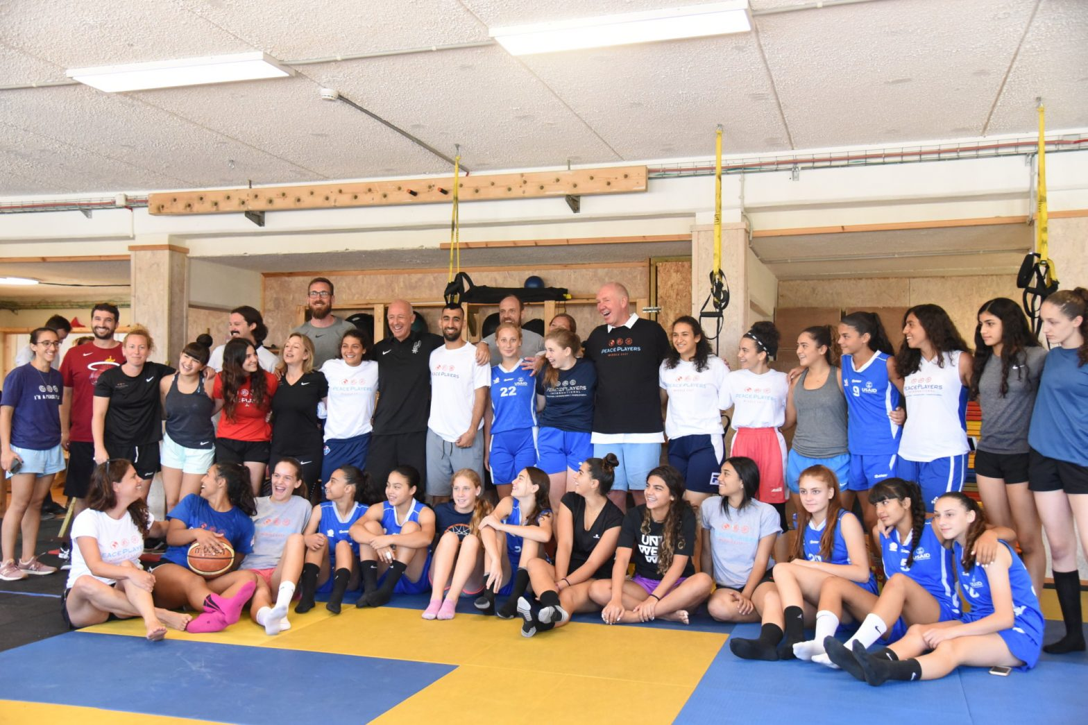 PeacePlayers Middle East Regional Friendship Games 2019 2