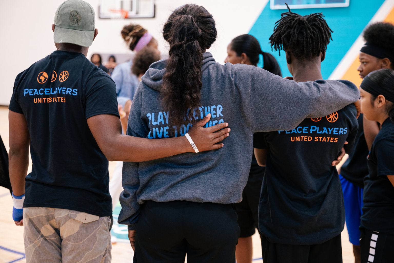 PeacePlayers US Friendship Games 2019 3