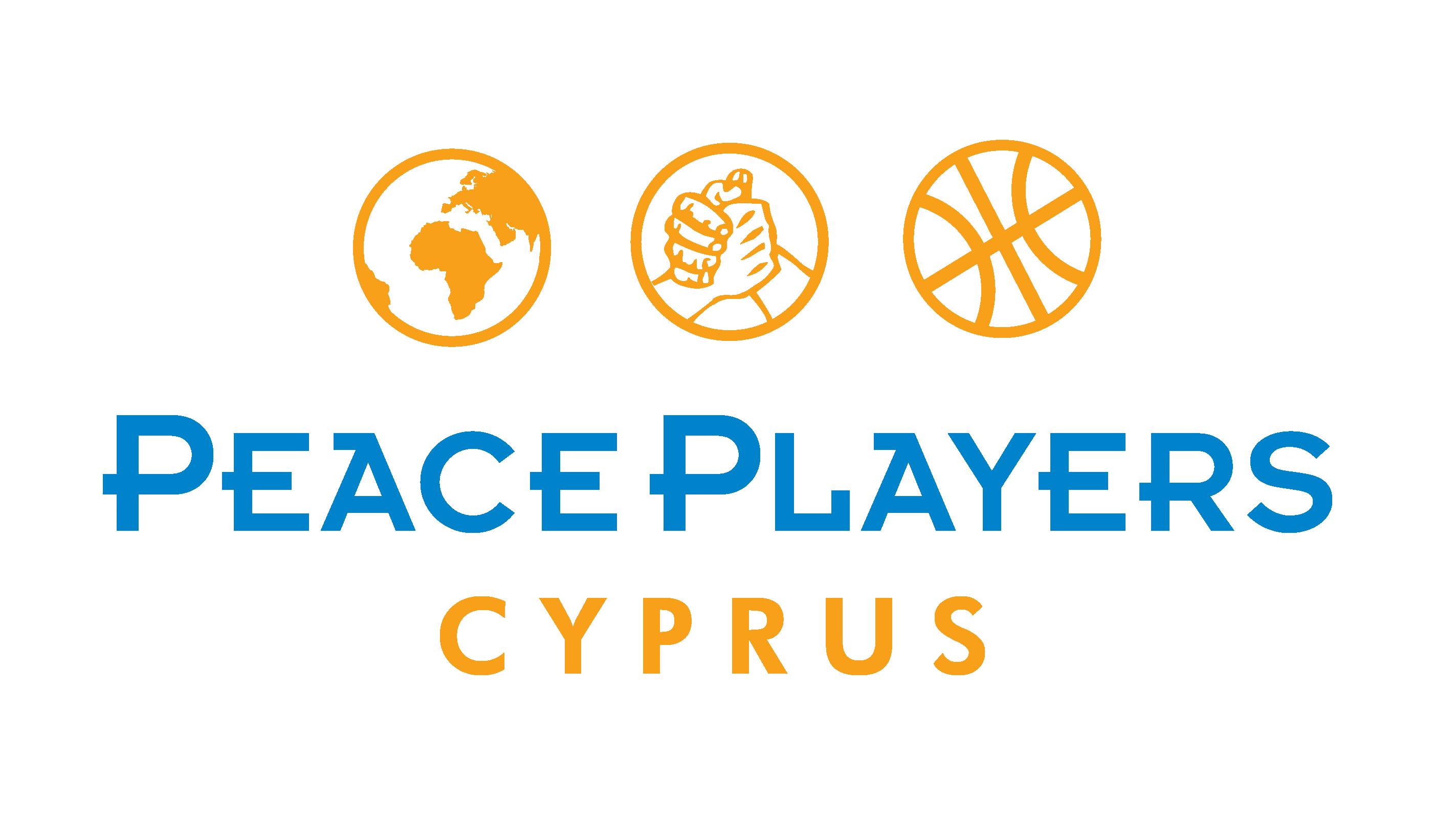 PeacePlayers Cyprus Logo