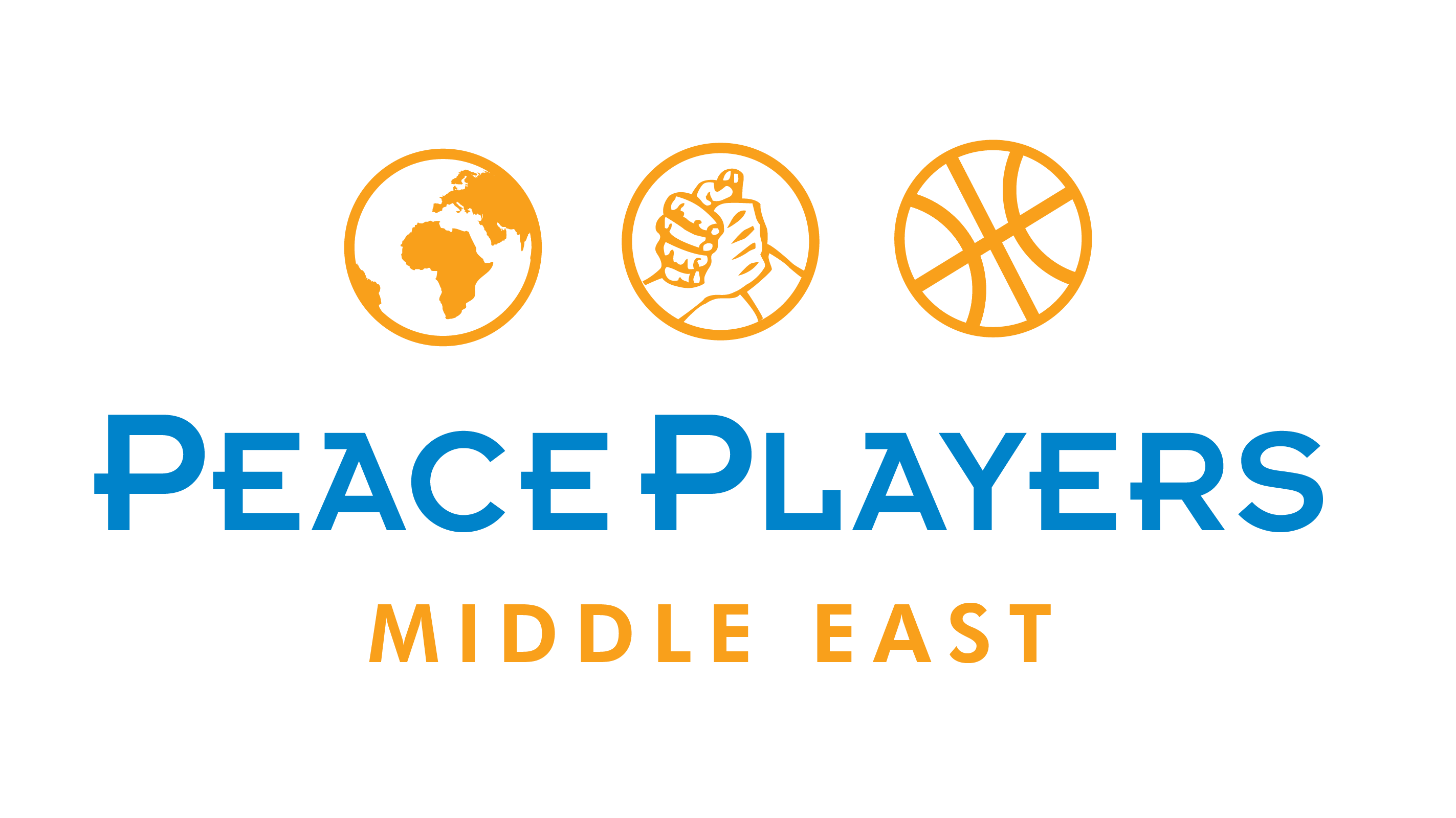 PeacePlayers Middle East Logo