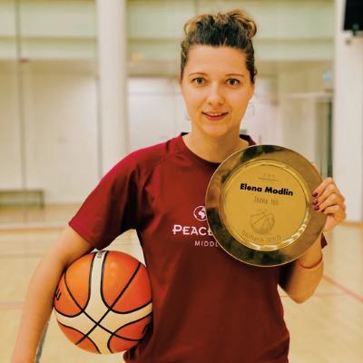 Alona Modlin, PeacePlayers Middle East