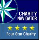 charity navigator 4 star logo