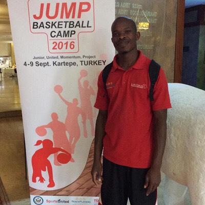 Sifiso Mthembu, PeacePlayers South Africa