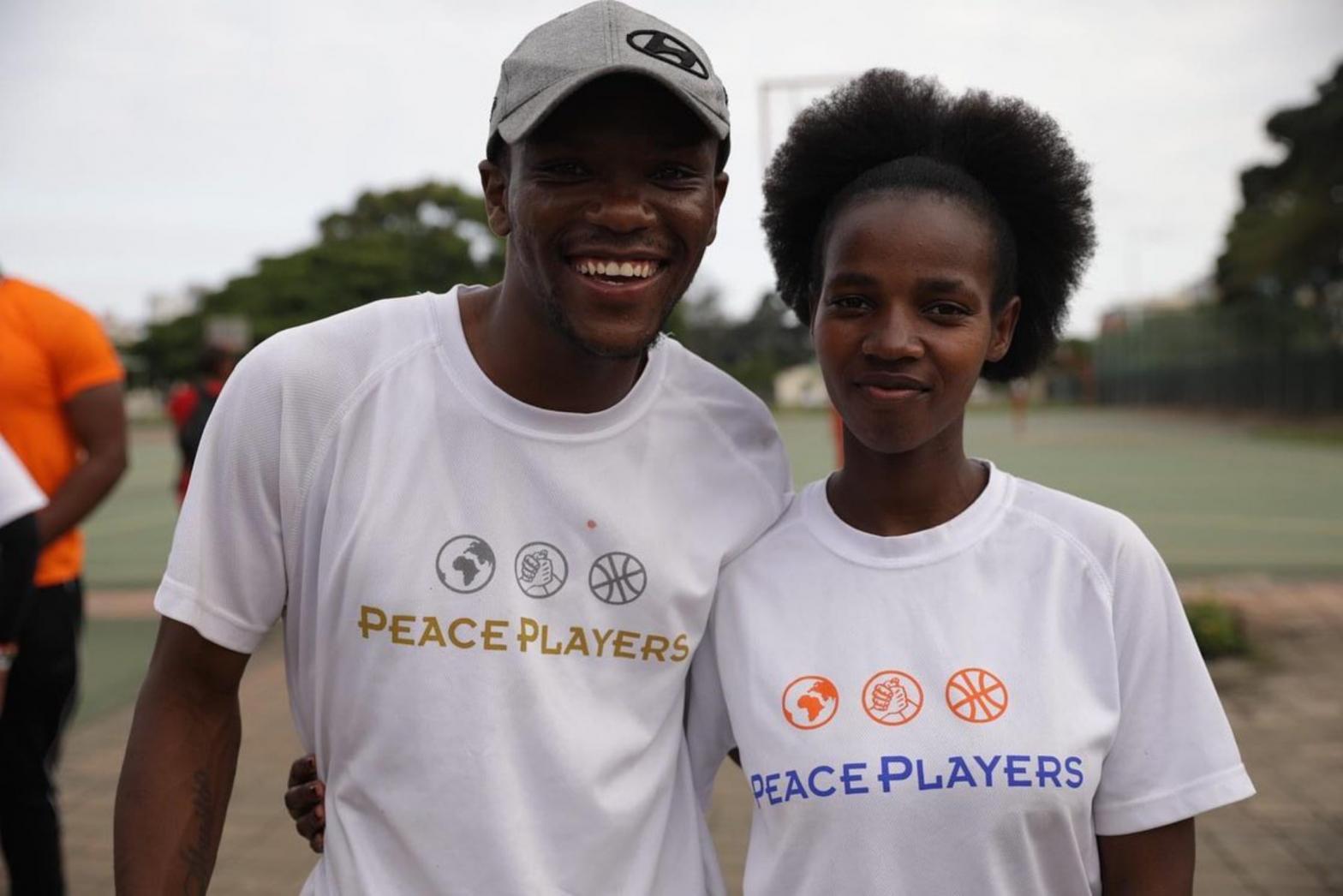 Thandeka PeacePlayers South Africa 1
