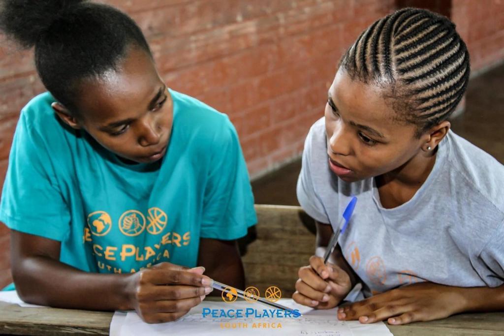 Thandeka PeacePlayers South Africa 3