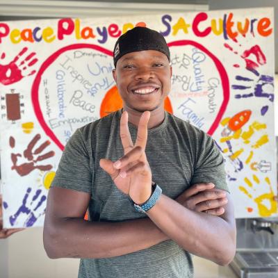 Sifiso Mthembu - PeacePlayers South Africa
