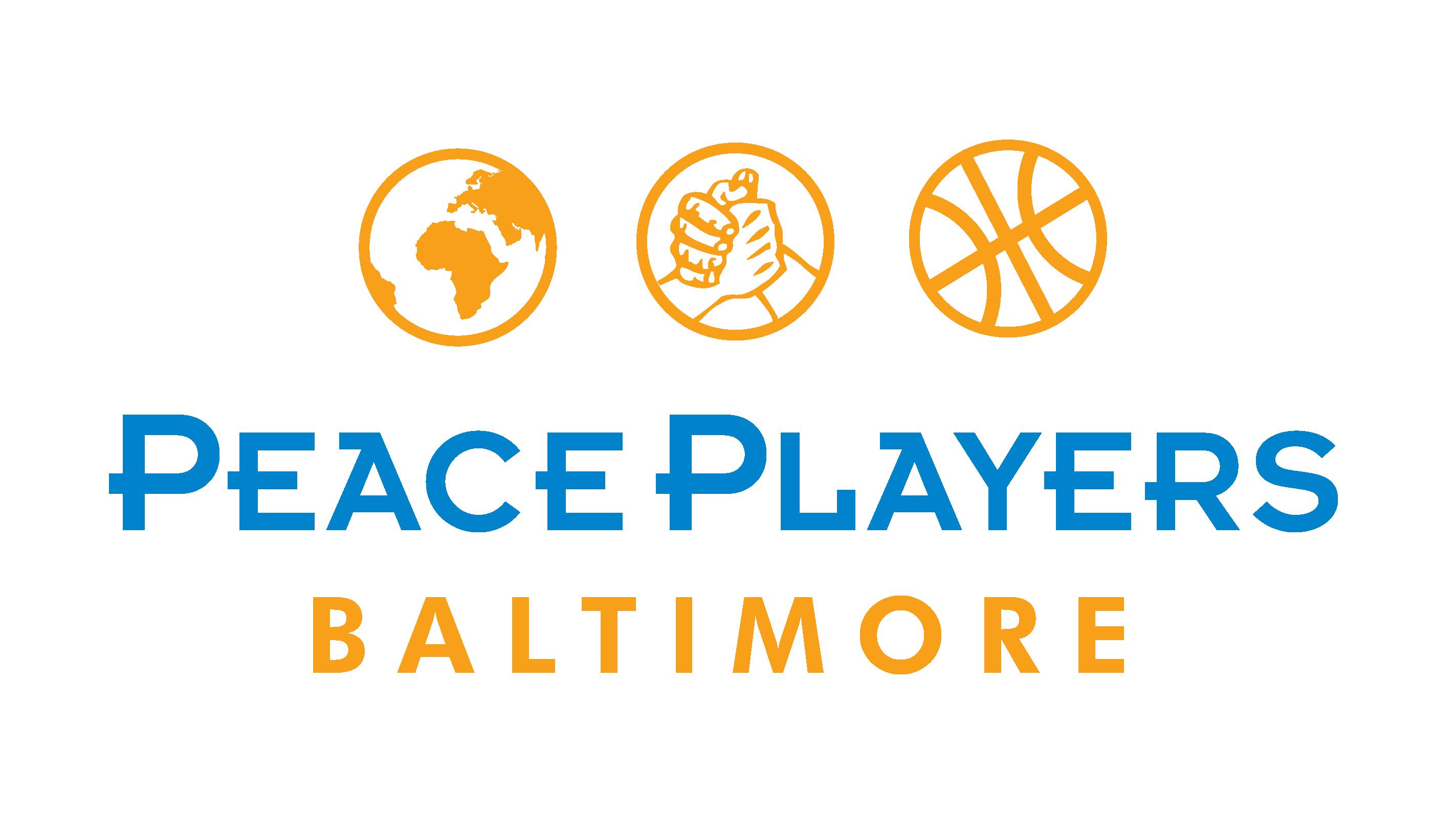 PeacePlayers Baltimore Logo