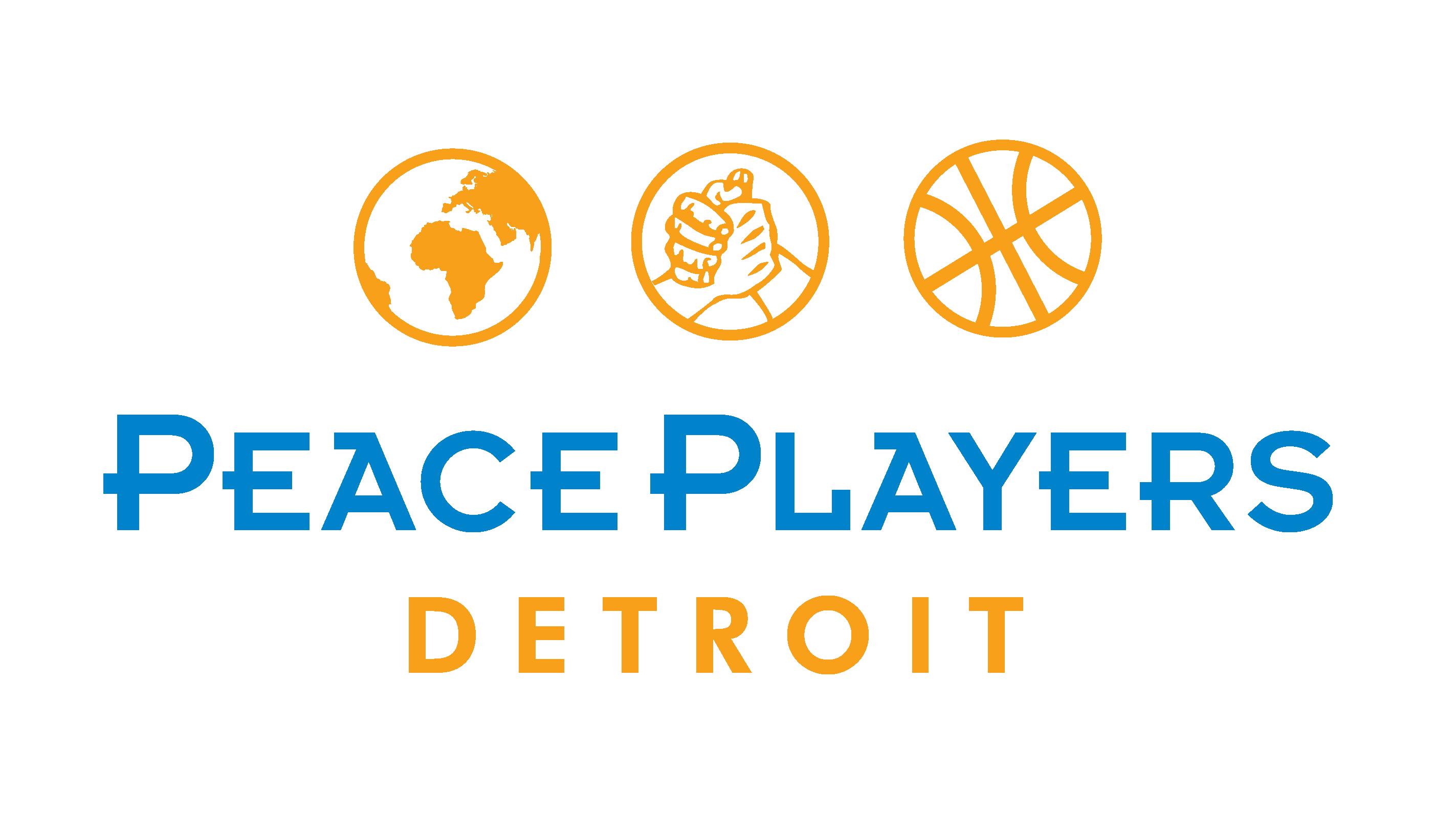 PeacePlayers Detroit Logo
