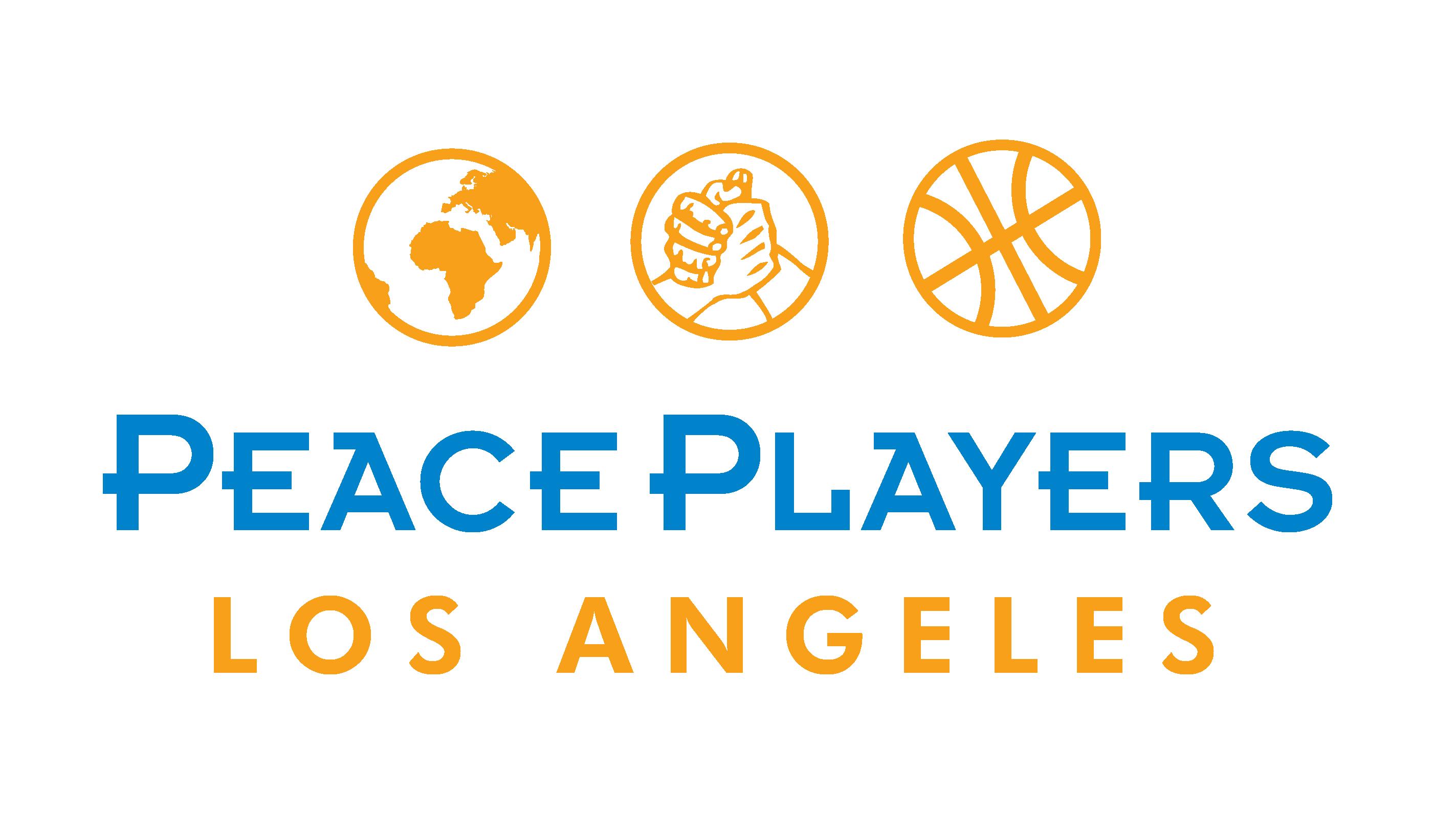 PeacePlayers Los Angeles Logo
