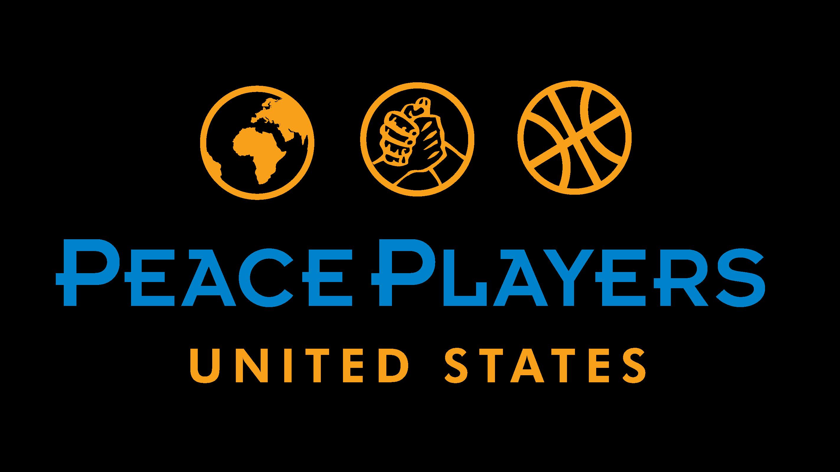 PeacePlayers United States Logo