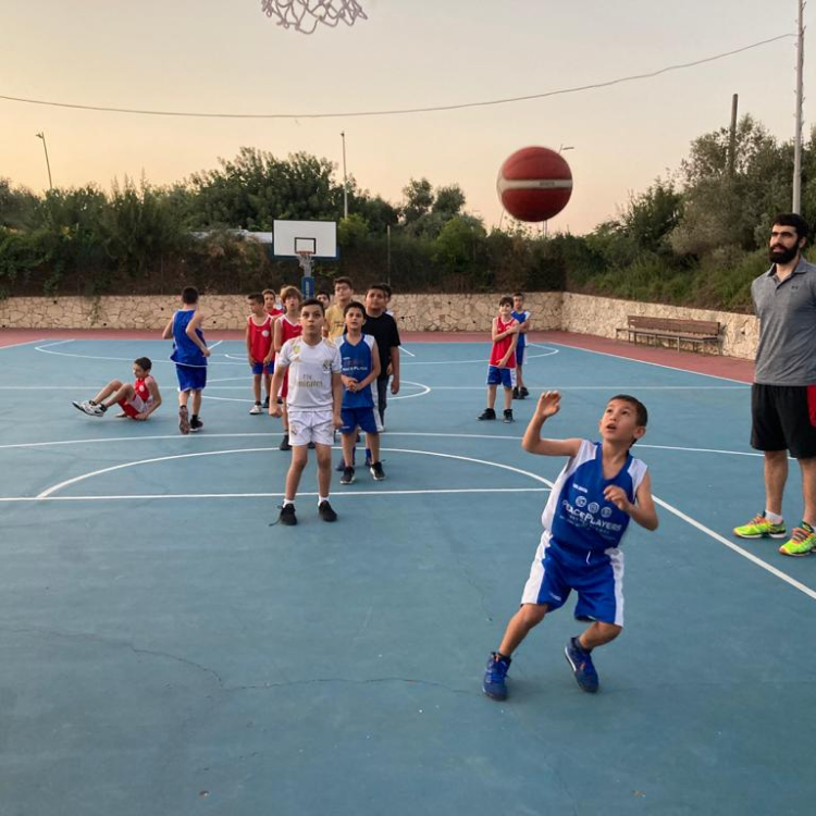 PeacePlayers Middle East Basketball Clubs