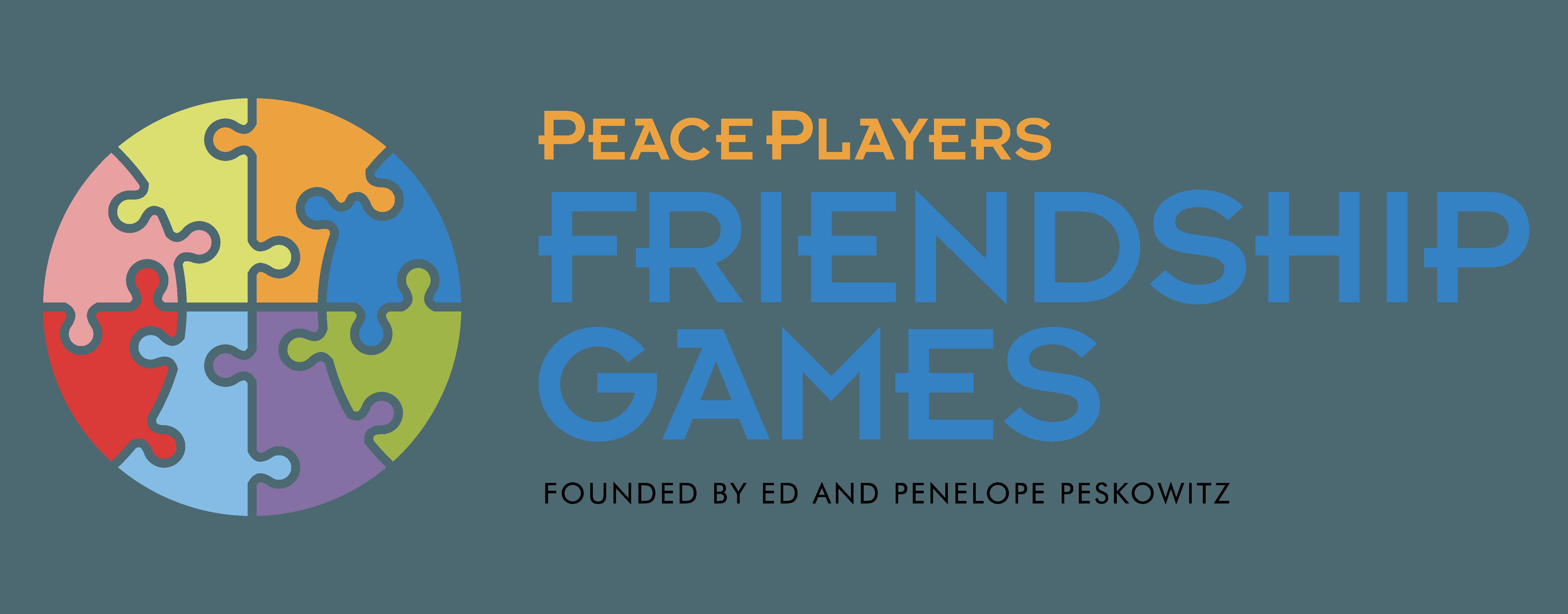 Friendship Games Logo