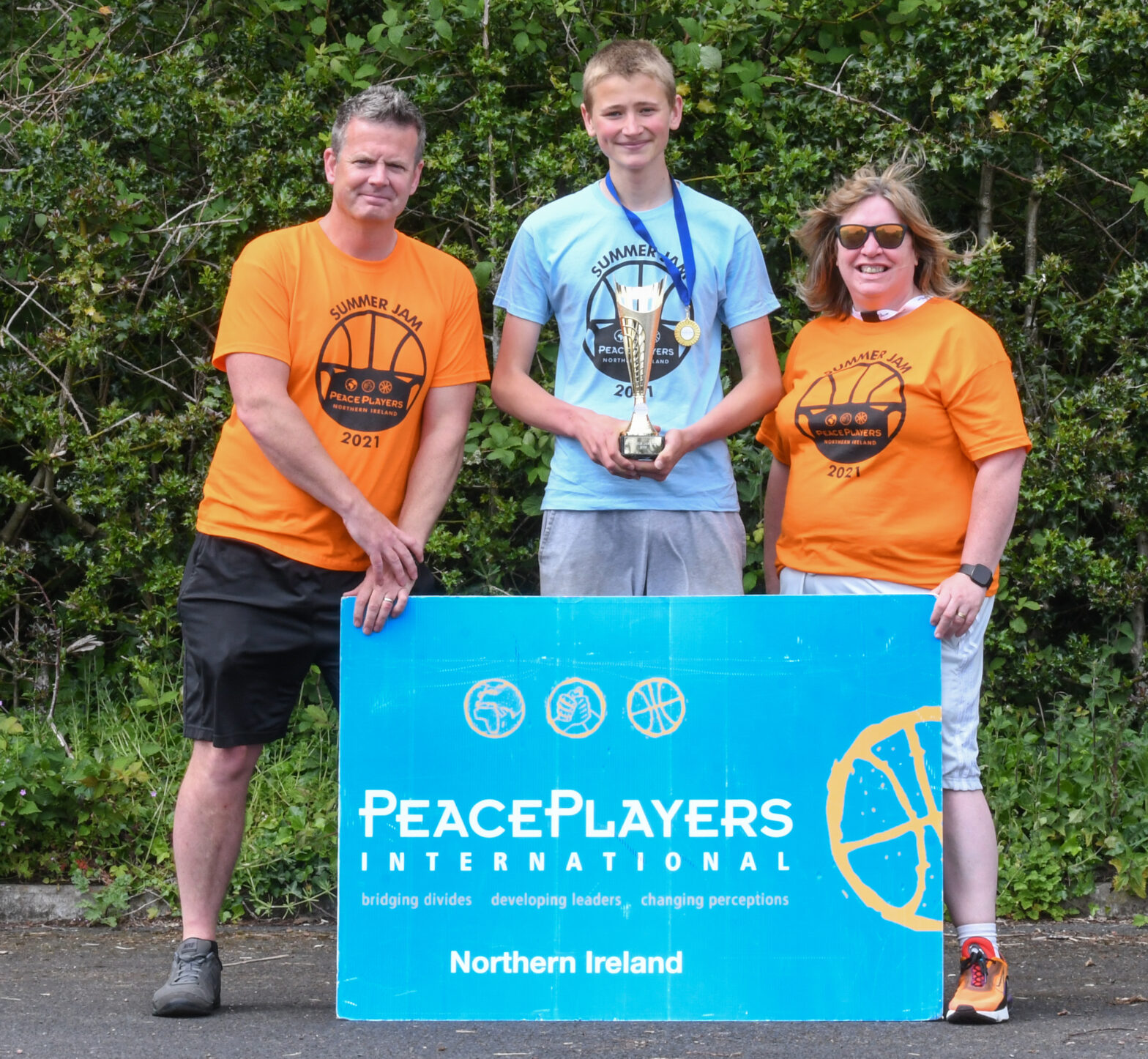 A year with PeacePlayers Northern Ireland