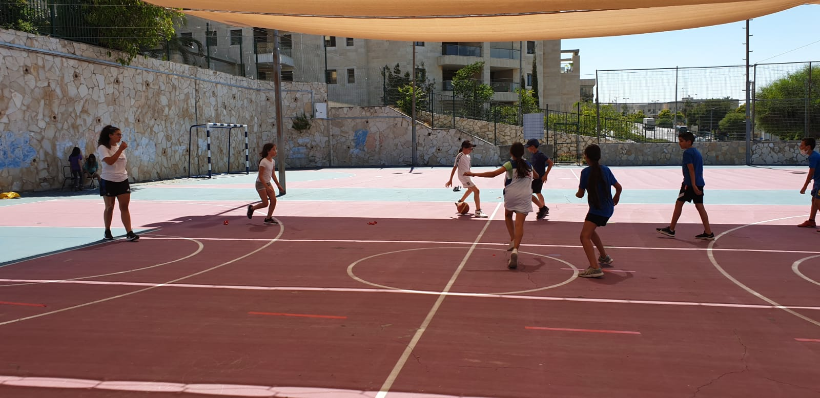 Noga PeacePlayers Middle East 2