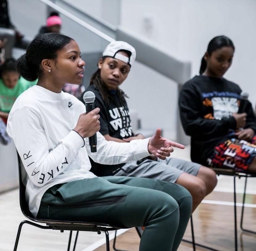 Alesha Smith PeacePlayers Brooklyn