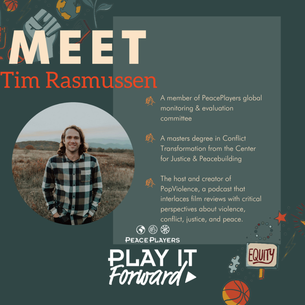 Tim Rasmussen, Play It Forward Podcast