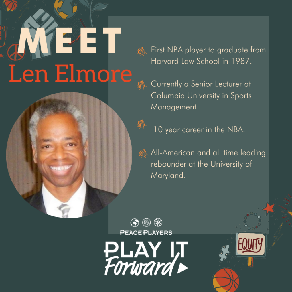 Len Elmore, Play It Forward Podcast