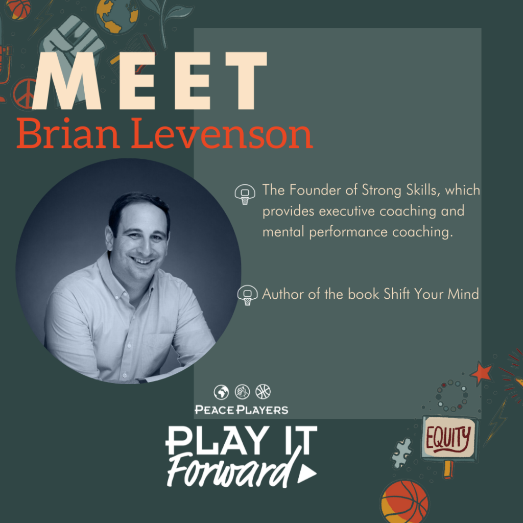 Brian Levenson, Play it Forward Podcast