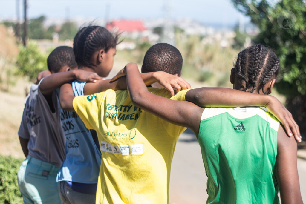 PeacePlayers South Africa Origin Story